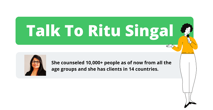 Talk To Ritu Singal