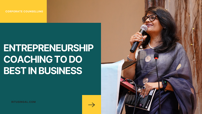 Entrepreneurship Coaching